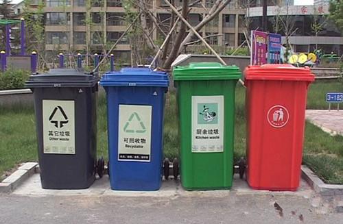 垃圾分类:习惯要培养 系统要完善