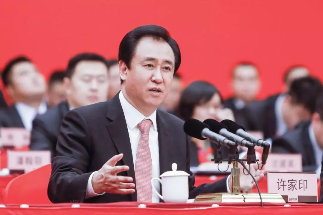 前有孙宏斌,后有许家印,为何拯救贾跃亭的全是地产商?