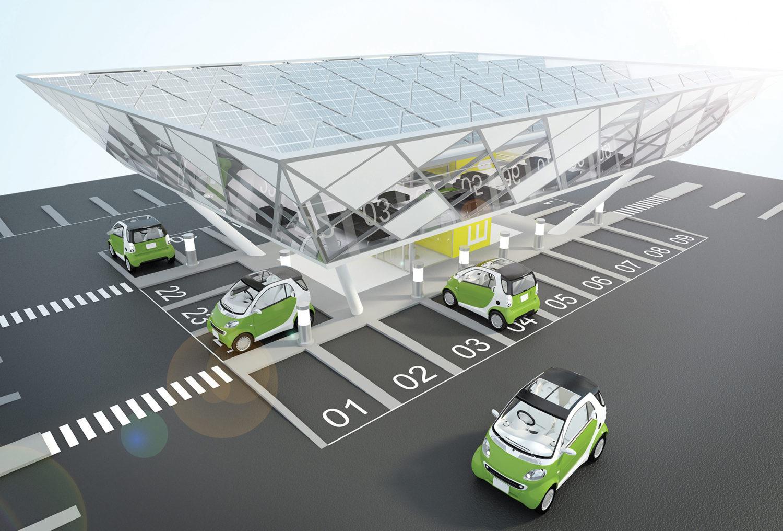 2018年全球电动汽车充电站市场达53亿美元
