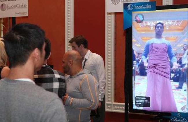 提供全新购物体验 FaceCake推出AR应用