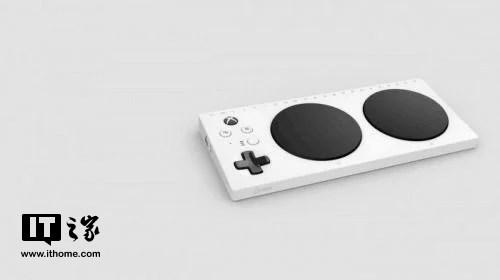 Xbox新手柄曝光:外观方正,无障碍设计