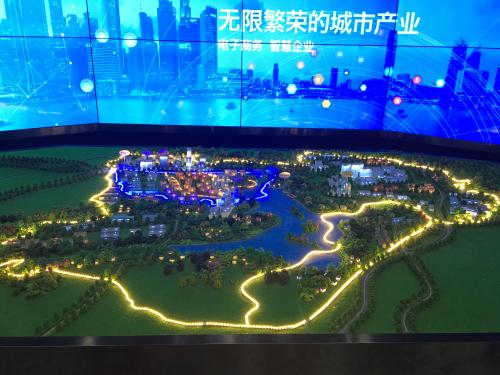 """雄安新区一周年:中国联通为这座""""未来之城""""都做了啥"""