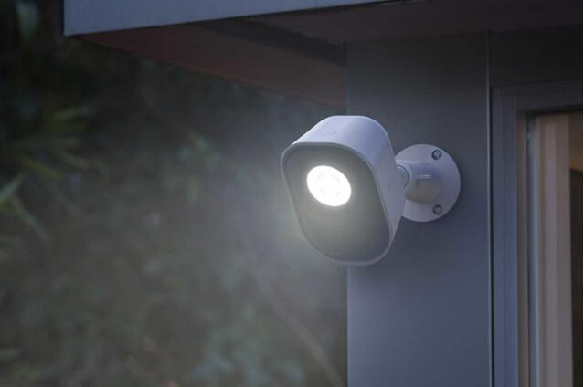 美国网件推出Arlo智能安防照明灯 有助于防御夜间入侵者