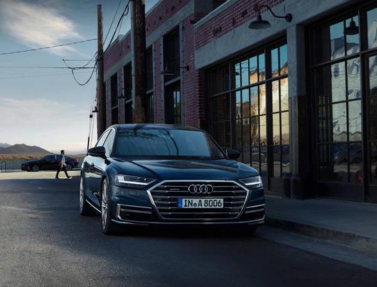 奥迪与海拉开展合作 推出数款前车灯产品