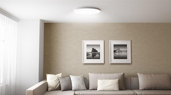 米家LED吸顶灯发布:72珠+语音控制
