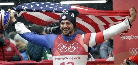 美国队凭借3D打印雪橇获得首枚冬奥会银牌