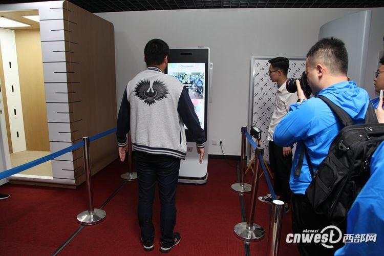 """渭南高新区:""""3D打印+""""让梦想成为现实"""
