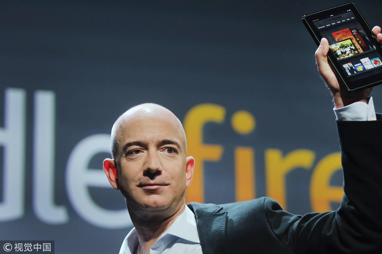 全球企业研发投入排行榜发布,亚马逊又夺冠了