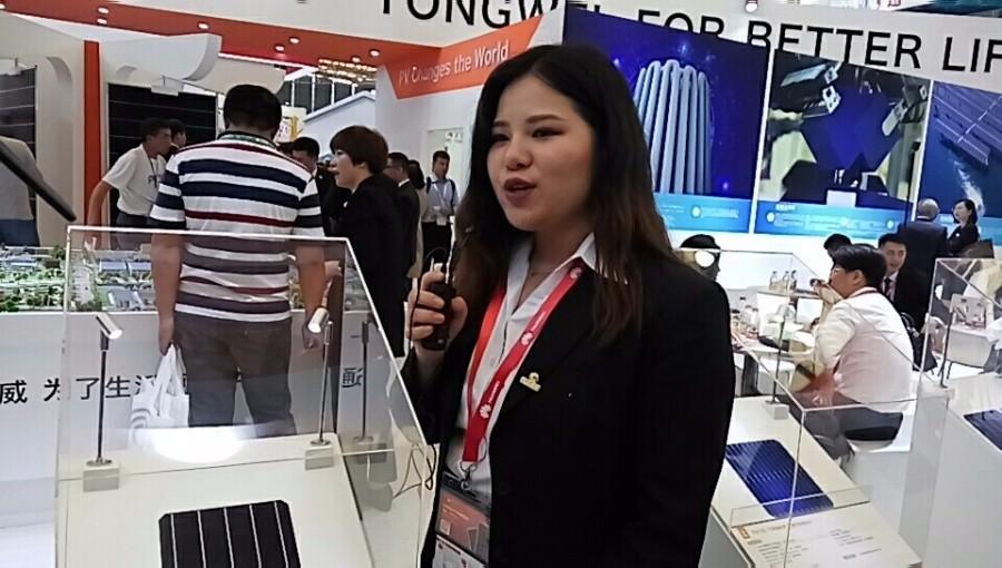 上海SNEC直播丨七大企业竞技 精彩各异