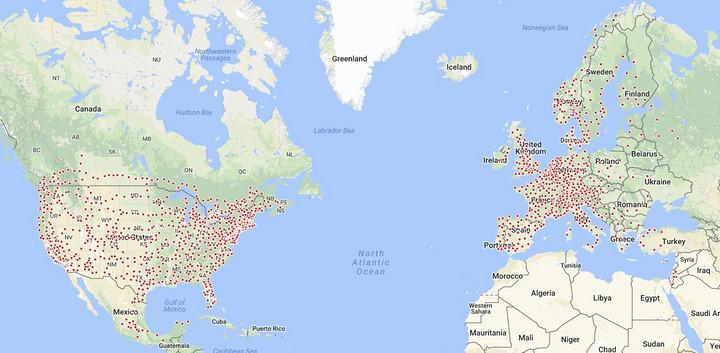 特斯拉超级充电桩今年已增121个,仍计划在中美欧扩建数千