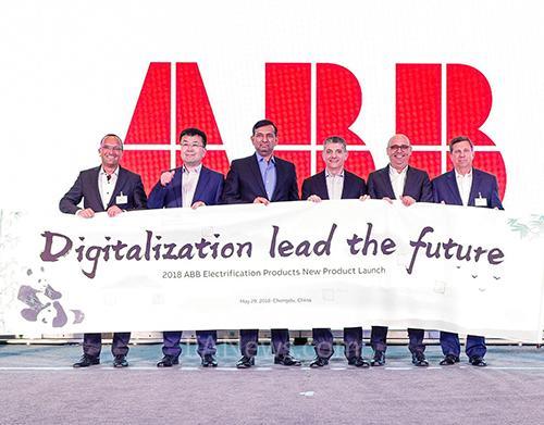 ABB集中发布多款新品 助力西部数字化转型