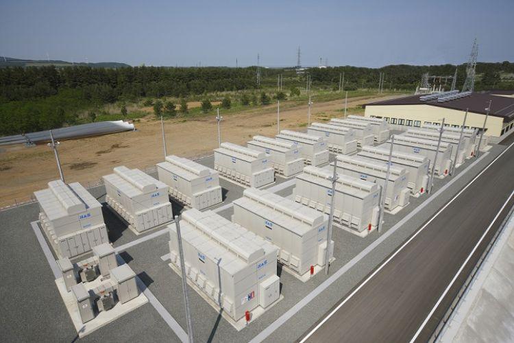 2018年全球电网规模电池市场需求达13.7亿美元
