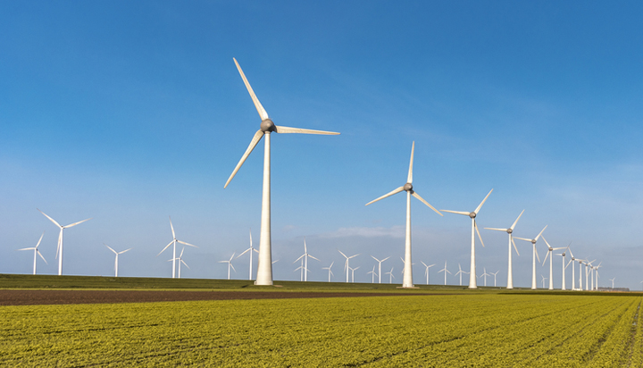 2019-2025年陆上风电场可为英国消费者节约136.9亿