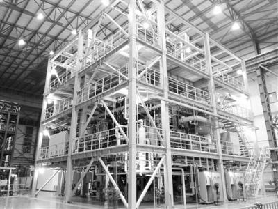 非能动安全试验平台:国产三代核电站的安全基石