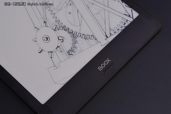 不仅为专注阅读打造 BOOX Note电纸书体验