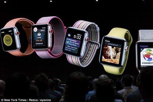 苹果Apple Watch将支持亚马逊语音助手Alexa