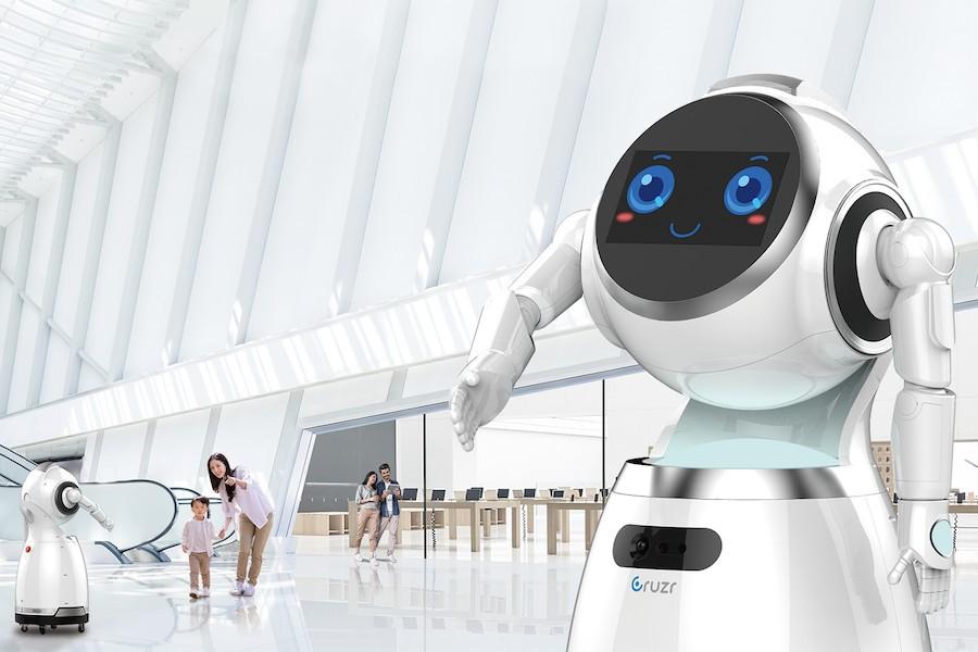 从推销商品到经营用户,服务机器人如何重塑场景体验?