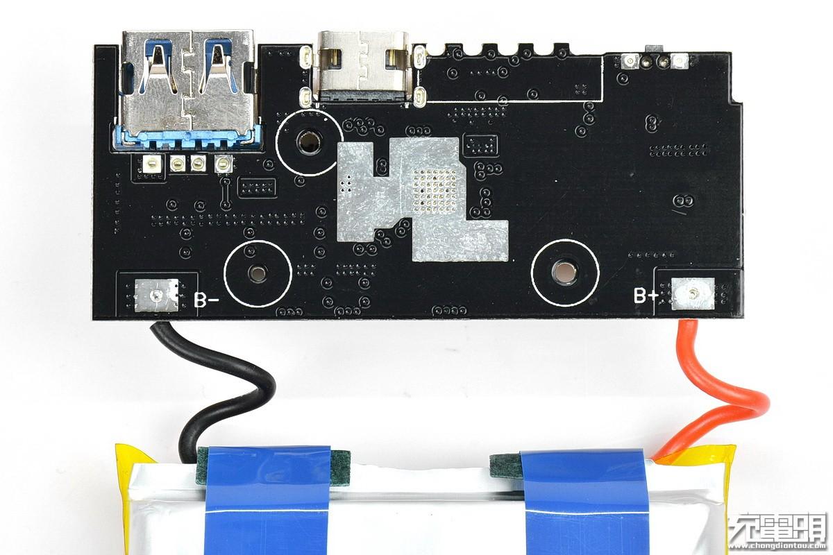 SOLOVE 素乐Q1(10000mAh)移动电源开箱拆解