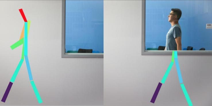 麻省理工学院新技术:可穿墙看到人体