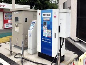 日本正在和中国协商统一新能源汽车充电系统标准