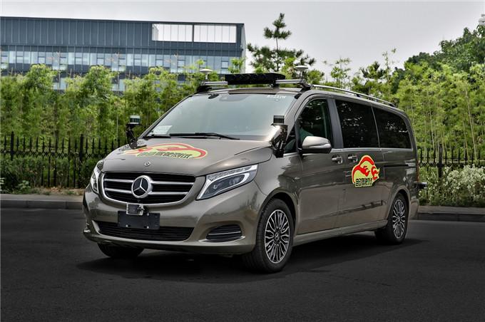 首个外资车企,戴姆勒获北京自动驾驶路测牌照