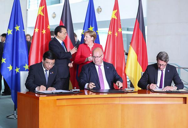 中德签署自动网联驾驶合作联合声明:推动制定国际统一标准