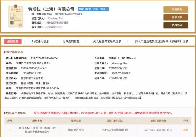 特斯拉上海建厂后,危机已至还是机遇已来?