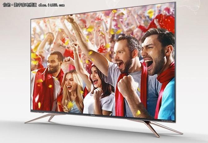 世界杯半决赛来袭 这几台电视让你看得更爽