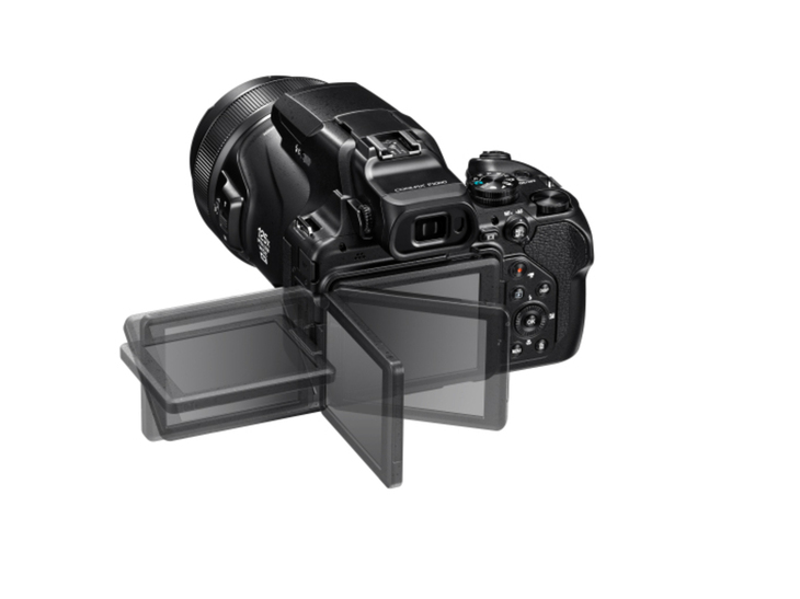 125X光学变焦 尼康发布COOLPIX P1000超长焦数码相机