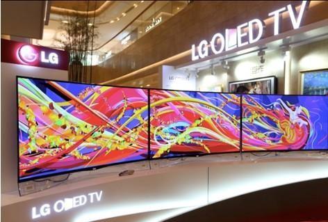 LG OLED电视台湾出货量飙升