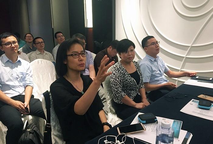 """EXFO""""面向5G承载网的技术趋势及挑战""""研讨会(深圳站)成功举办"""