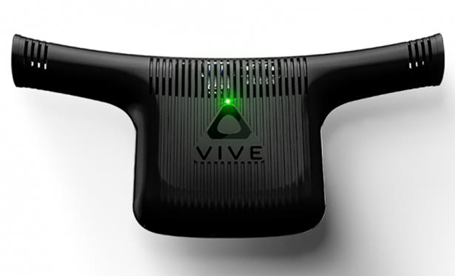 追踪AI定位技术 HTC Vive推出无线模组