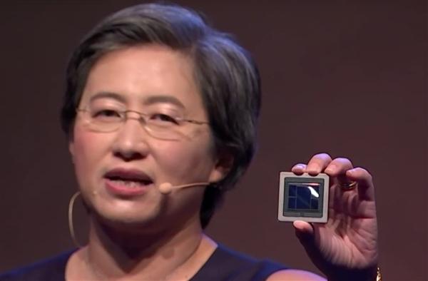 AMD确认7nm显卡今年发布:是否有游戏卡存疑