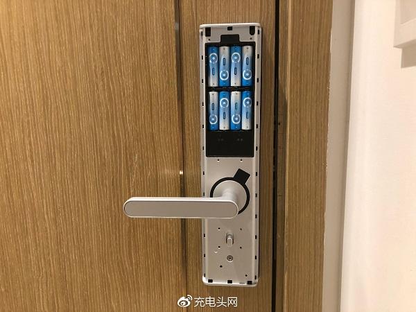 容量大、不漏液,耐时推出适用于智能门锁的锂铁电池
