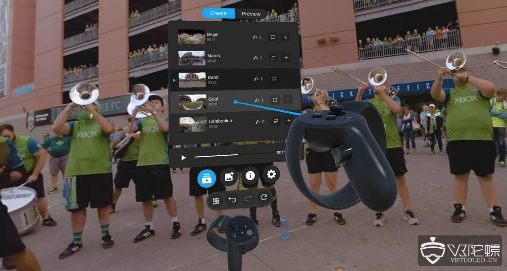 VR视频云服务平台Pixvana正式推出完整版SPIN Studio