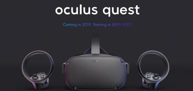完美脱离手机 Facebook推出VR一体机
