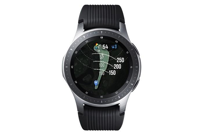 三星推出新智能手表 内置智能球童陪你打球