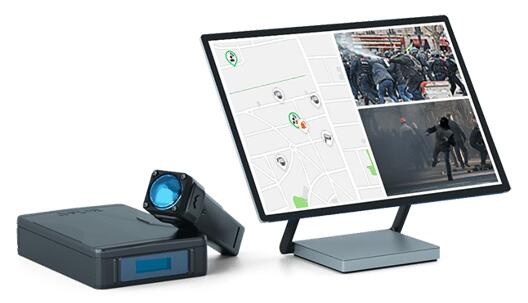 FLIR推出TruWITNESS移动传感平台 五大应用令智慧城市更安全