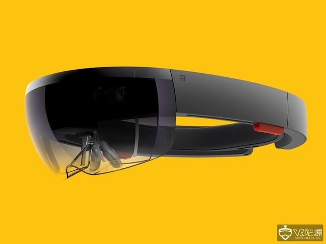 微软获得美军10万台HoloLens 订单合同,总价4.8亿美元