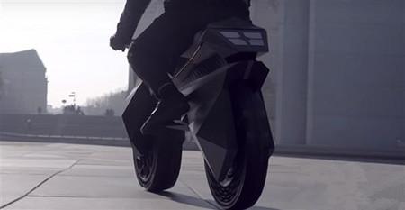 全球首辆全3D打印电动摩托车亮相:无气轮胎 匪夷所思