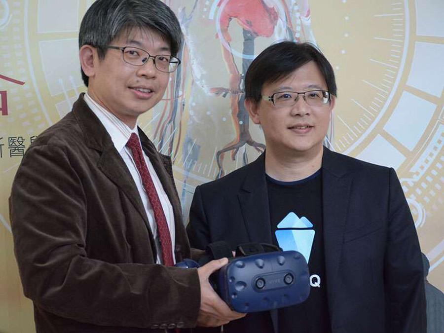 全球首间VR解剖学教室于台医大落成