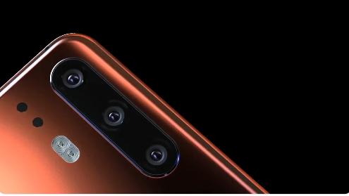 华为P30 Pro曝光:后置四摄包含3D ToF组件、可10倍光变