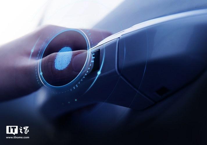 开门、发动不用车钥匙!现代将推出支持指纹识别汽车
