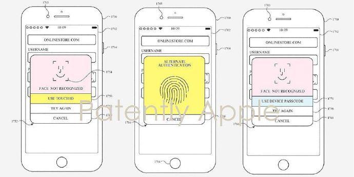 为新iPhone铺路 苹果多项新专利曝光
