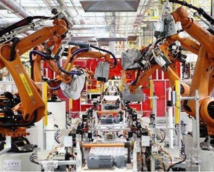 一文带你了解2018年全球工业机器人发展前景