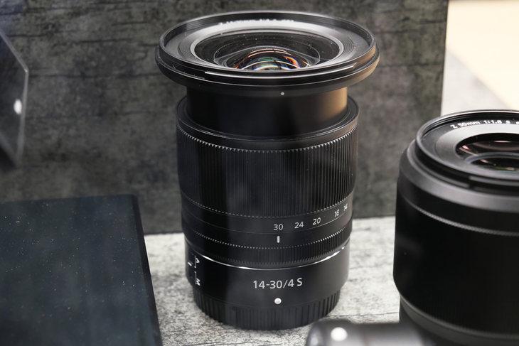 2019CES尼康:新发布Z 14-30mm f/4 S镜头是一大亮点