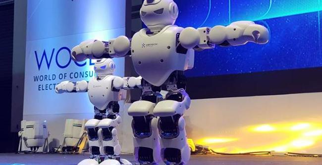 距离称霸有多远 服务机器人崛起