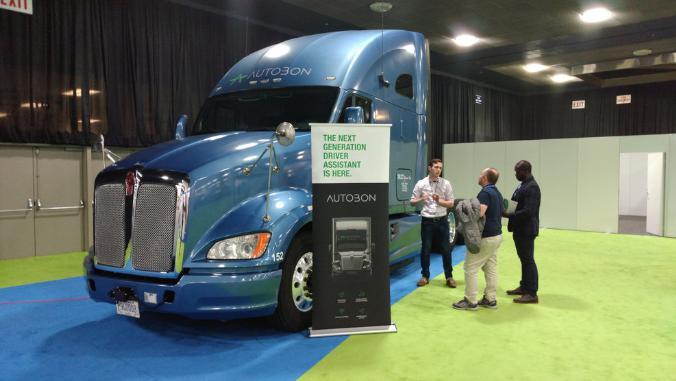 Autobon AI研发后市场Autopilot系统 推动自动驾驶卡车应用