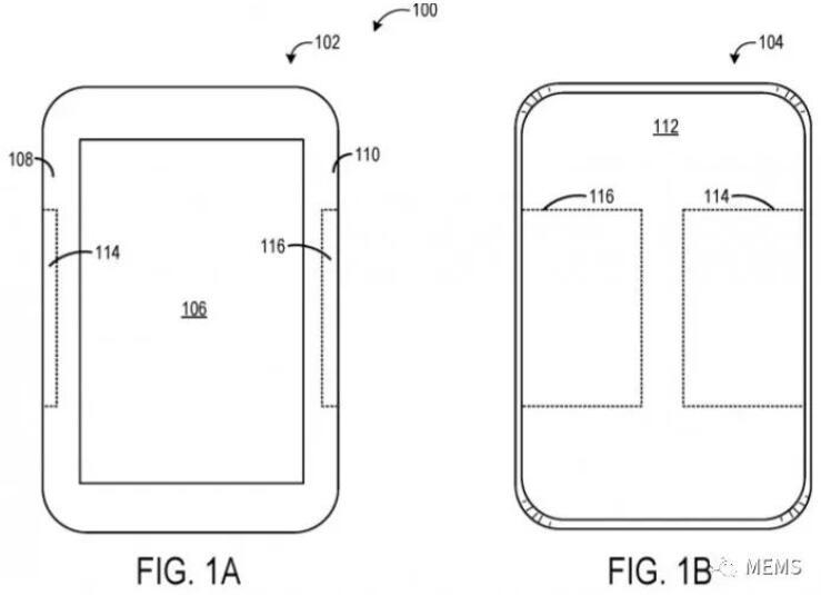 微软专利:将柔性织物触控传感器放在Surface设备背面