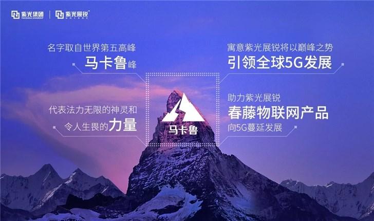 紫光展锐发布旗下首款5G基带芯片春藤510